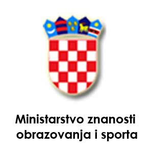 Ministarstvo znanosti obrazovanja i sporta
